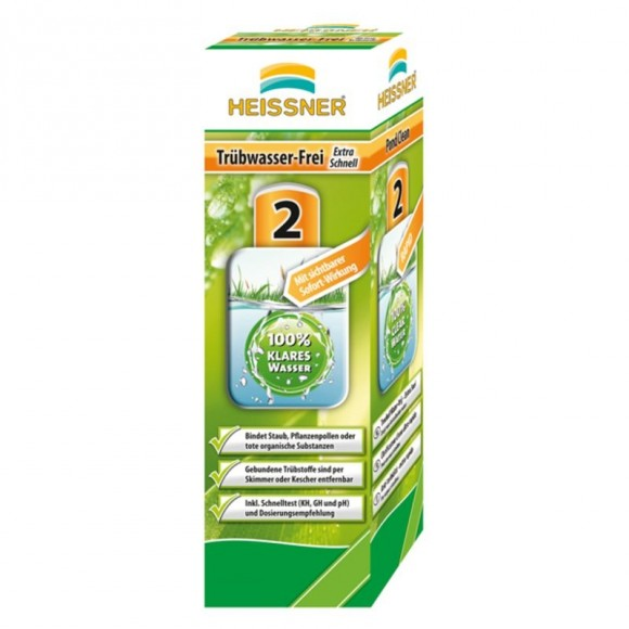 Heissner Trübwasser-Frei EXTRA TZ719-00 - TZ739-00