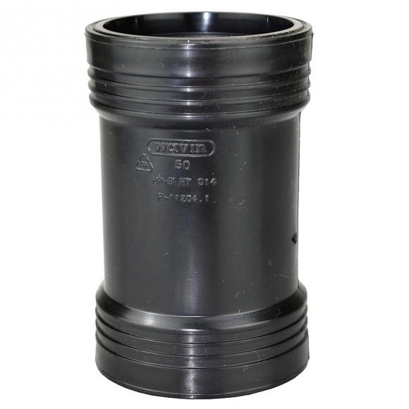 Heissner PP Überschiebemuffe (50 mm) Z722-00