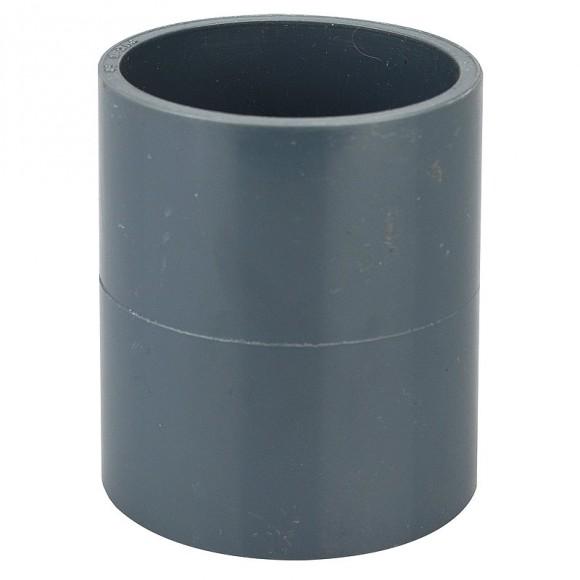 Heissner PVC Klebe-Muffe (50 mm) Z742-00