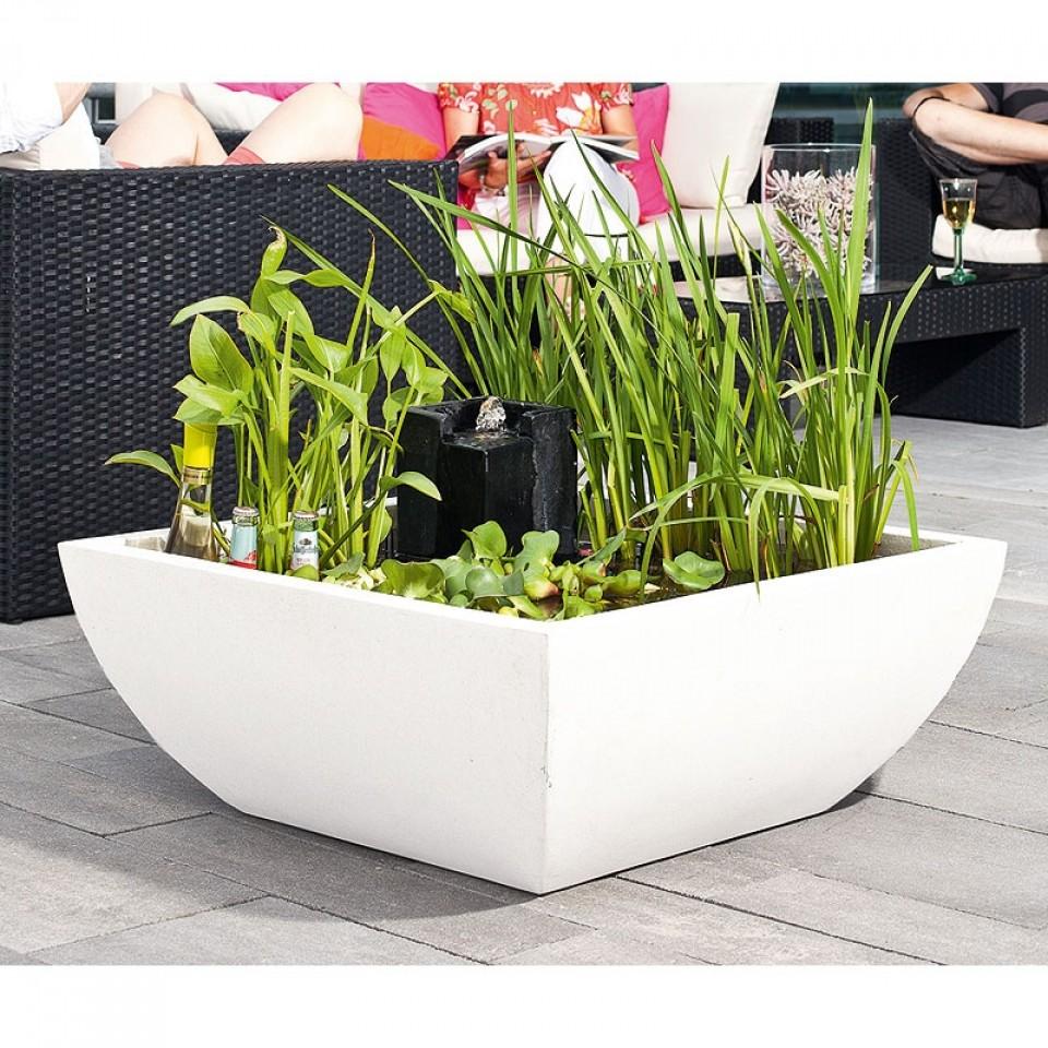 heissner wassergarten set bella mein. Black Bedroom Furniture Sets. Home Design Ideas