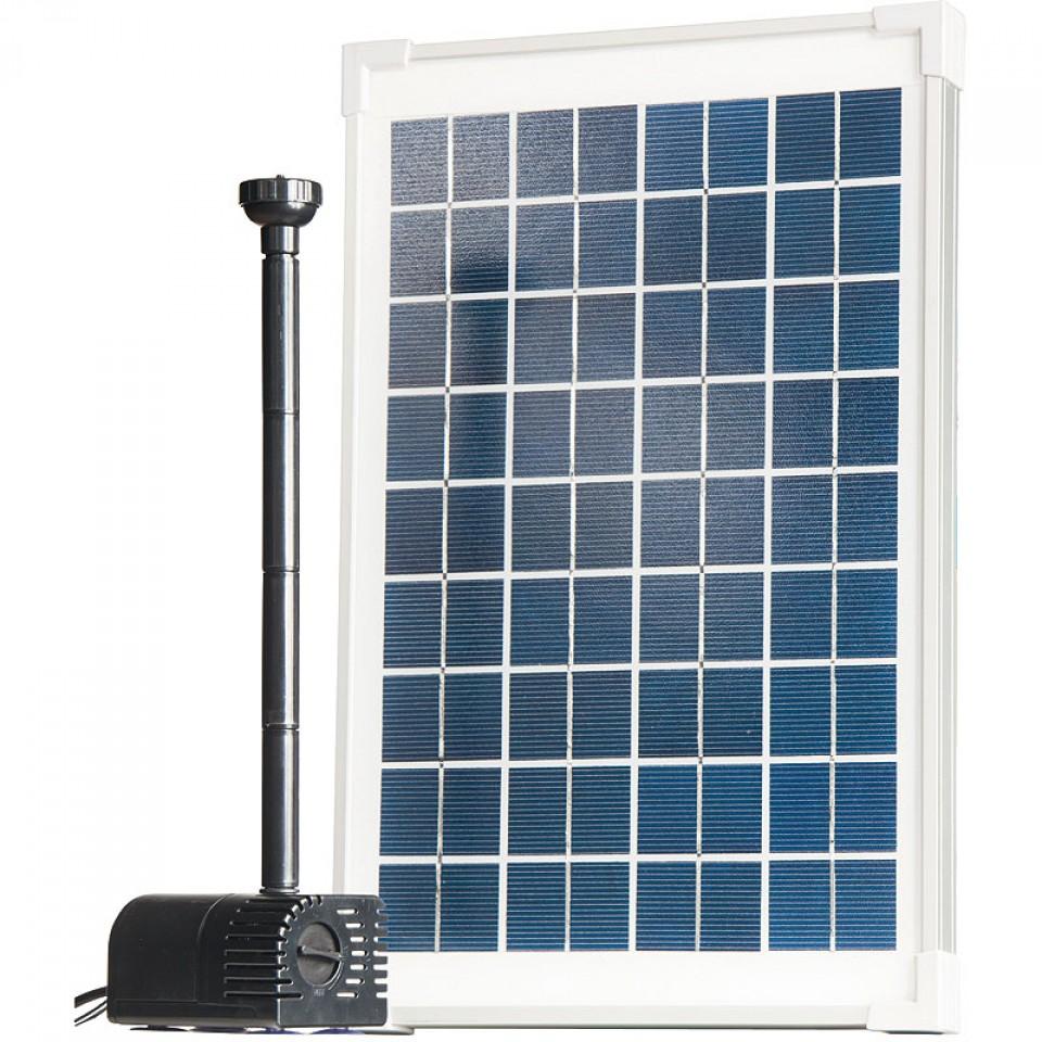heissner solar pumpen set sp300 00 heissner. Black Bedroom Furniture Sets. Home Design Ideas