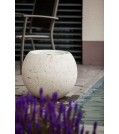 "Heissner Villa Fontania Fountain ""Ball white LED"""