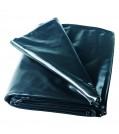 PVC-Teichfolie schwarz 0,5 mm - feste Größe