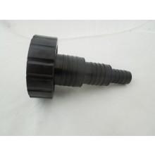 Heissner Schlauchanschluss, komplett mit Verschraubung und Dichtung (ET10-F43E5)