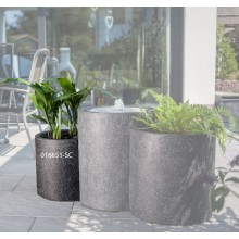 """Heissner Terrassenbrunnen Pflanzelement klein Planter """"Gardia II"""""""