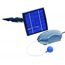Heissner Solar-Luftpumpe 200 l/h mit Solarzelle