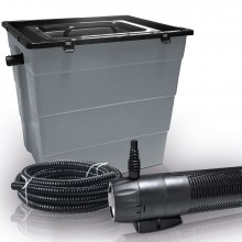 Heissner SMARTLINE Durchlauffilter-Set HLF6000-00 eco