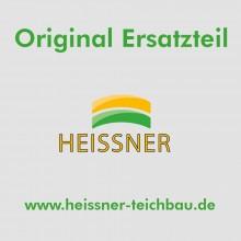 Heissner Achse P4100E + P3900E/Flügelrad schwarz ab 2012 ohne Gummilager (ET10-P41EN)