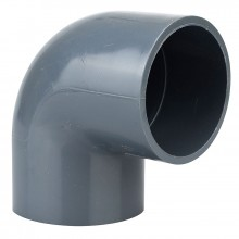 Heissner PVC Klebe-Winkel 90° Z744-00