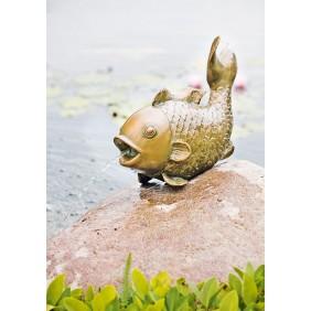 Heissner Teichfigur großer Fisch