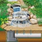 Heissner Aqua Lift Wasserfallpumpe P23000-00 Illu Funtion ÖkoBalance