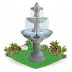 Heissner Multifunktionspumpe Aqua Stark eco P700E-00 Illu Springbrunnen