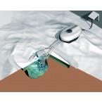 Heissner Aqua Air OUTDOOR-Teichbelüfter TZ605-00 Anwendung Winter