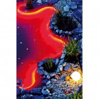 Heissner eco Unterwasser-LED-Band Starter-Set Farbwechsel Rot
