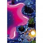 Heissner eco Unterwasser-LED-Band Starter-Set Farbwechsel Pink