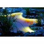 Heissner eco Unterwasser-LED-Band Starter-Set Warm-Weiß Teichrand Nachts