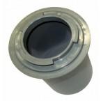 Heissner Auslaufrohr für Filterbox F330-F340 (ET20-F3307)