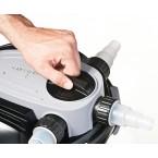 Heissner Druckfilter-Set FPU10000-00 Umstellen auf Schmutzauslass zur Rückspülung