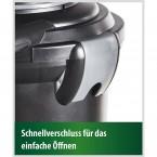 Heissner Druckfilter-Set HLF4000-00 Schnellverschluss