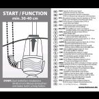 Heissner PROFI-Teichschlammsauger F1-00 Anwendung_3
