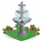 Heissner Multifunktionspumpe Aqua Stark eco INDOOR P700E-i Illu Springbrunnen