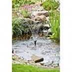Heissner SMARTLINE OUTDOOR Springbrunnen-Pumpen-Set HSP600-00 Wasserspiel Kaskade