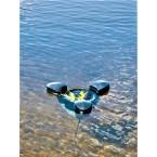 Heissner Schwimmender - Oberflächenreiniger F540-00 Stibi