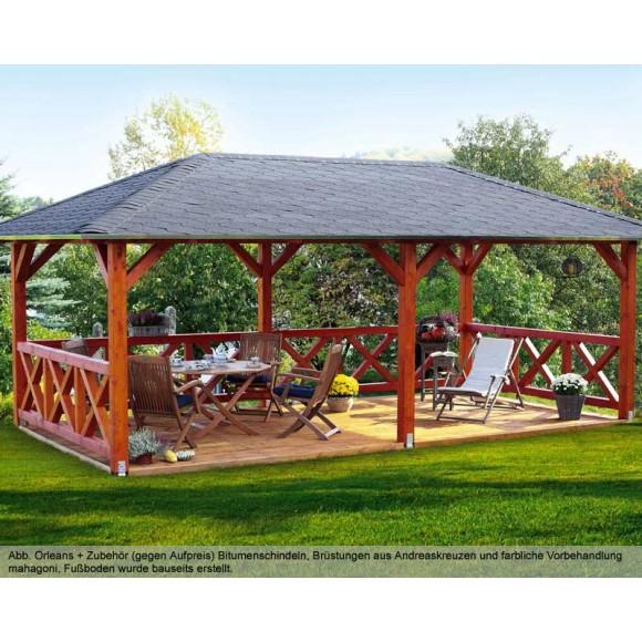 Skan Holz Pavillon Orleans