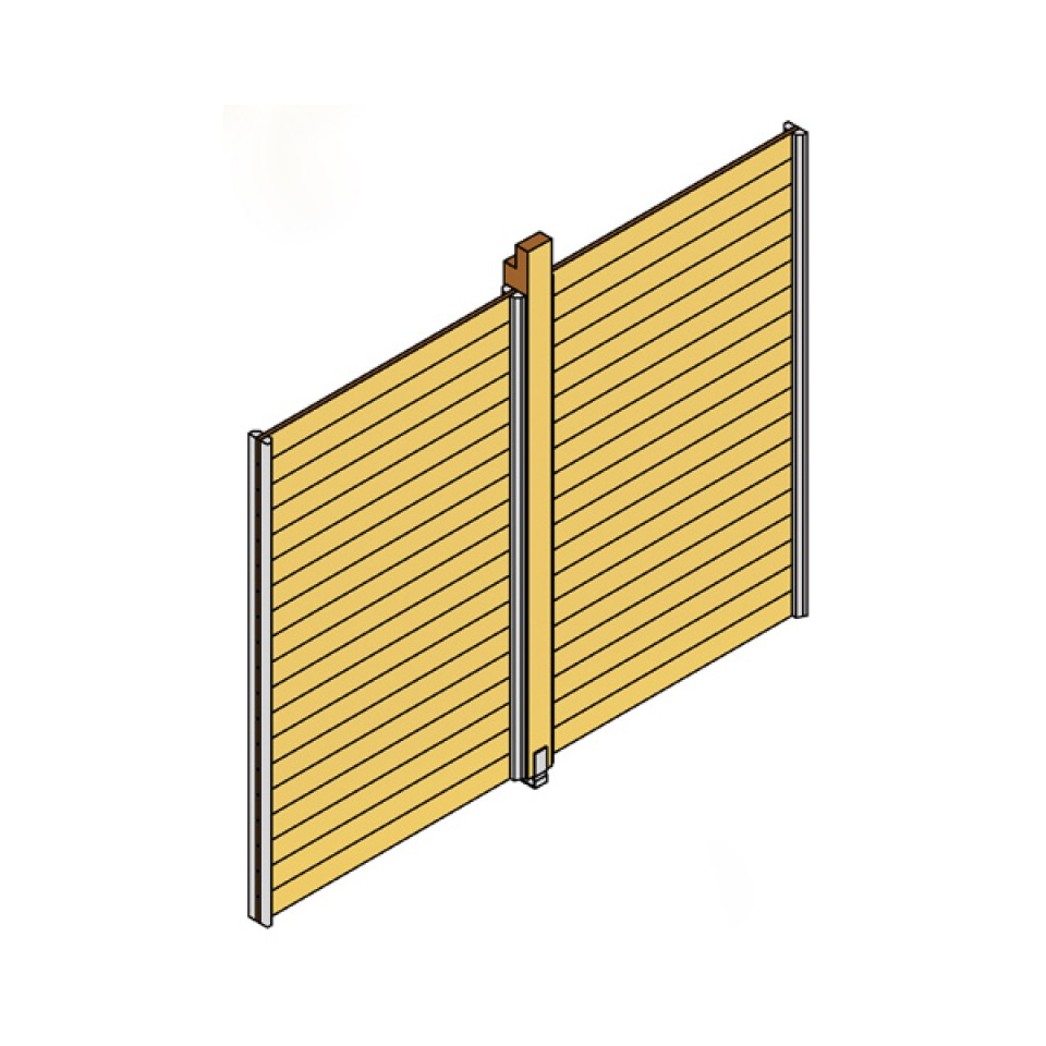 skan holz wand element f r pavillon toulouse skanholz. Black Bedroom Furniture Sets. Home Design Ideas