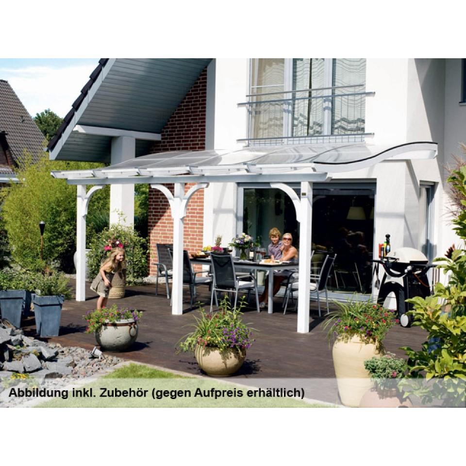 skan holz terrassen berdachung venezia 648cm skanholz. Black Bedroom Furniture Sets. Home Design Ideas