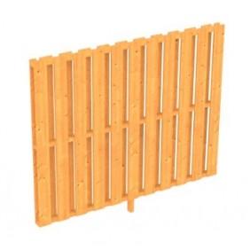 Skan Holz Seitenwand Deckelschalung für Terrassenüberdachung Douglasie