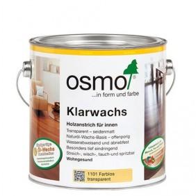 Osmo Klarwachs farblos für Innenbereich
