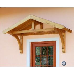 Skan Holz Design-Vordach Stettin