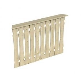 Skan Holz Brüstung Balkonschalung zu Pavillon Nancy