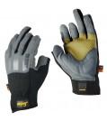 Snickers Workwear 9531 Power Open Handschuh links