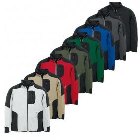 FHB 78461 Jersey-Fleece Jacke FHB fastdry