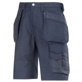 Snickers 3014 Canvas+™ Shorts, Navy