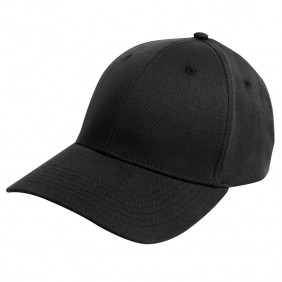 Snickers Workwear 9074 Canvas Cap, Schwarz