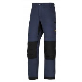 Snickers Workwear 6307 LiteWork 37.5 Arbeitshose - 9504 navy/schwarz