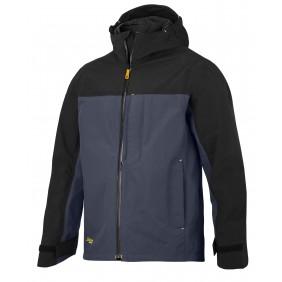 Snickers Workwear 1303 AllroundWork wasserdichte Shell-Jacke - stahlgrau-schwarz (5804)