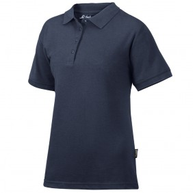 Snickers Workwear 2702 Damen Polo Shirt, Navy