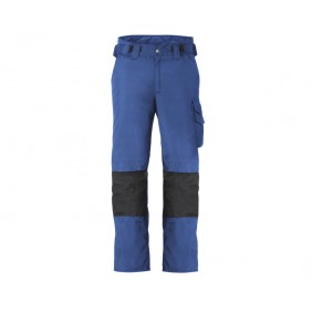 Snickers Workwear 3619 Power Winterhose blau / schwarz (0104)