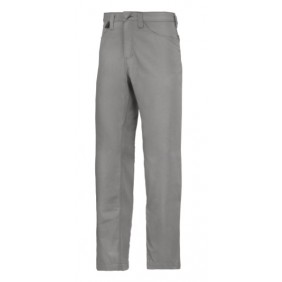 Snickers Workwear 6400 Service Chino Hose grau 1800