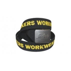Snickers Workwear 9005 Logo Gürtel 0406 One Size