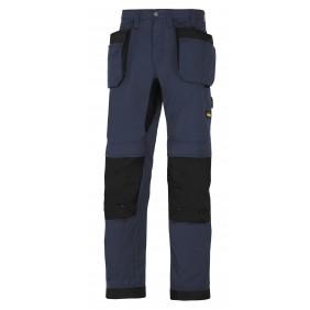 Snickers Workwear 6207 LiteWork 37.5 Arbeitshose - Navy/Schwarz (9504)