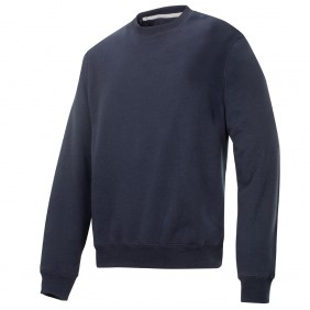 Snickers 2810 Sweatshirt in Navy