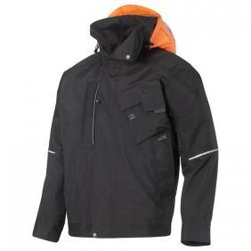 Snickers, 1198 XTR A.P.S. Wasserdichte Winter Jacke, Workwear, Arbeitsjacke, Snickers Workwear, schwarz