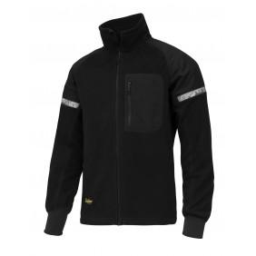 Snickers Workwear 8005 AllroundWork Winddichte Fleece-Jacke - schwarz-schwarz (0404)