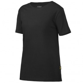 Snickers Workwear 2516 Damen T-Shirt, Schwarz
