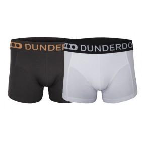 Dunderdon U1 Boxer Shorts  2er Pack schwarz-weiß DW8006351094